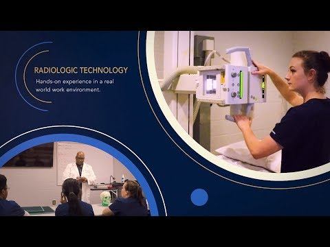 Radiologic Technology At Piedmont Technical College
