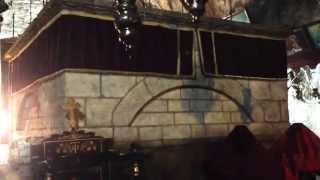 Tumba de la Virgen María. Iglesia Ortodoxa en Jerusalén