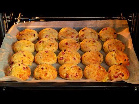 la-délicieuse-collation-à-emporter-:-des-petits-pains-moelleux-au-goût-de-pizza!|-cookrate---france