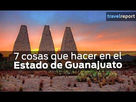 Qué hacer en el estado de Guanajuato
