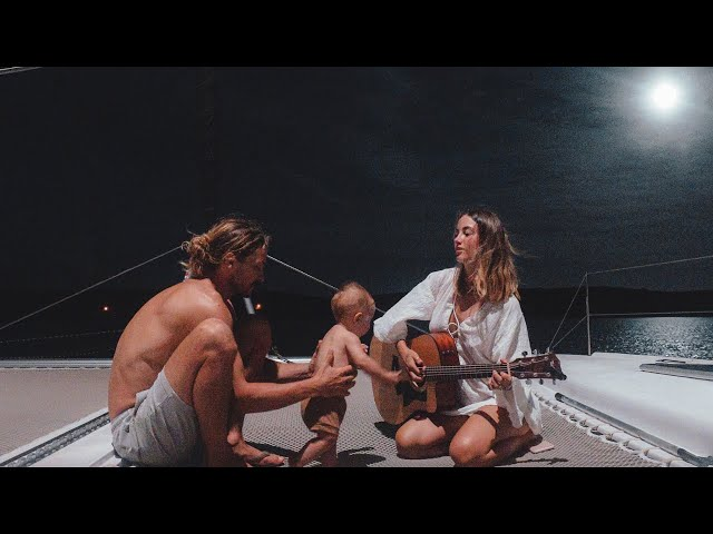 She Serenades on the Sea. BOAT LIFE at its Finest.. Ep.212