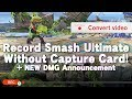 How To Record Smash Ultimate Replays Without A Capture Card! + Special DMG Announcement