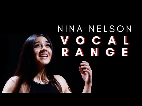Nina Ann Nelson - Vocal Range (E♭3-D6)