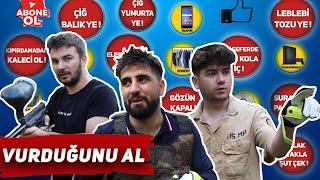 VURDUĞUN CEZAYI / ÖDÜLÜ AL!