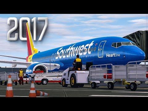 New Flight Simulator 2017 - P3D 4.1 [Stunning Realism]