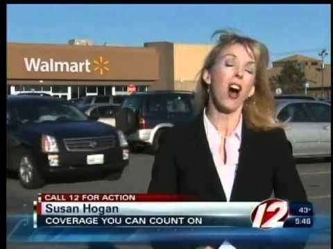 A Local Woman's Walmart Money Card Fraud - YouTube