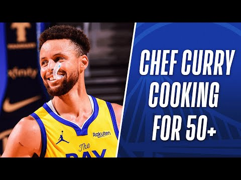 EVERY BUCKET From Stephen Curry's 50+ Point Games In His CAREER!