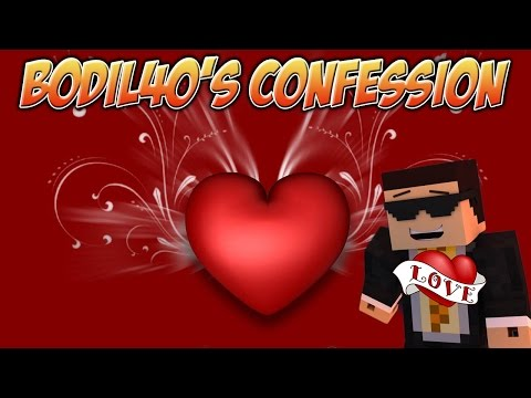 Minecraft Bodil40's Confession - Rage map Over 9000 w/ Bodil40, Deadlox and Baki