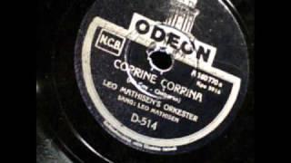 Corrine Corrina Leo Mathisen Copenhagen 1942