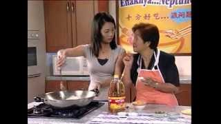 Thai Style Pineapple Fried Rice 泰式黄梨炒饭