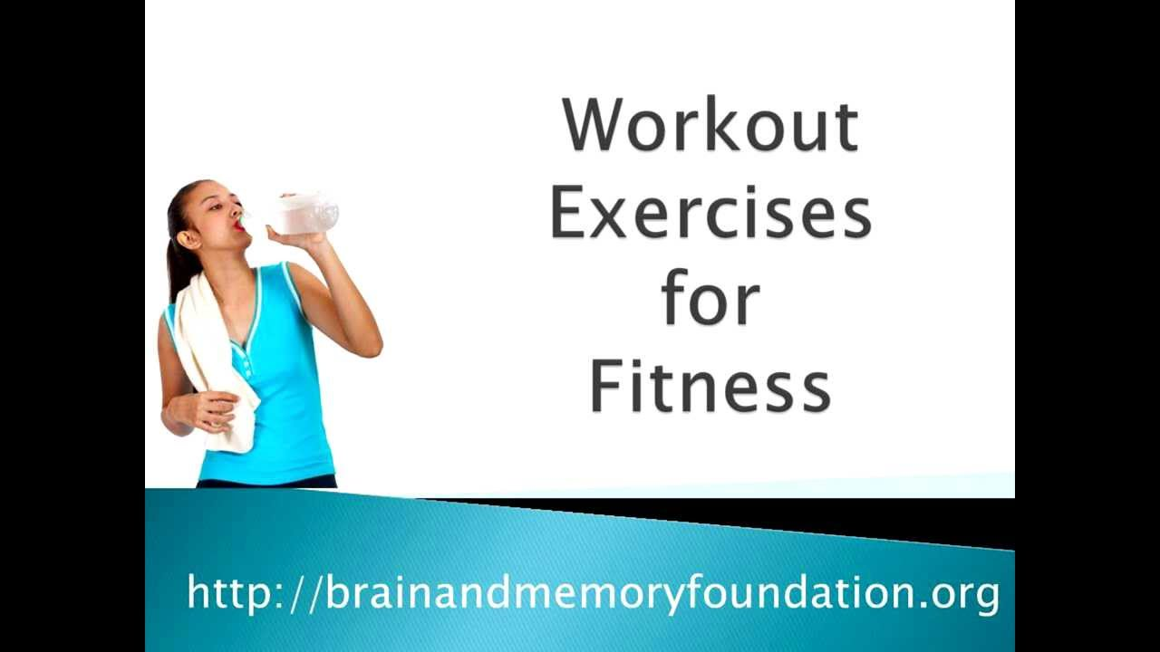 Workout Exercises For Fitness Keep Fit For Life With The Best 5 Minute Fitness Exercise Program