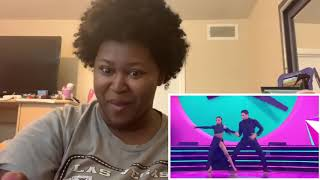 Skai Jackson's Tango - Dan¢ing With The Stars Reaction