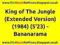 watch he video of King of The Jungle (Extended Version) - Bananarama | 80s Club Mixes | 80s Club Music | 80s Synth Pop