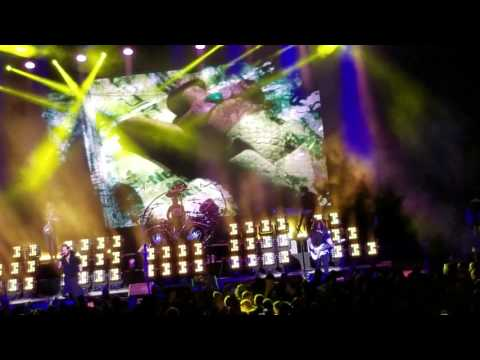 Korn Shoots and Ladders August 24 2016 Cleveland Akron Blossom Music Center