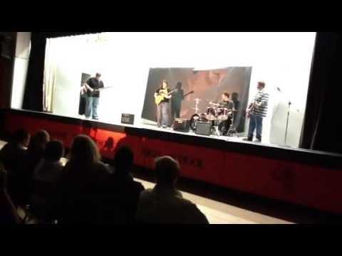 Hutsonville high school variety show 2012 unbroken
