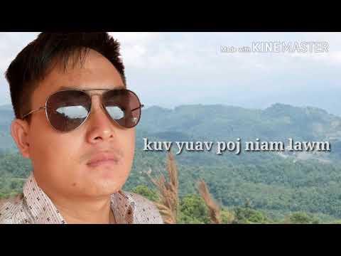 Tub Huas xyooj New song 2018-19 kuv yuav poj niam lawm thumbnail