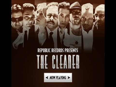 """Republic Records presents """"The Cleaner"""" with special guest Chazz Palminteri"""