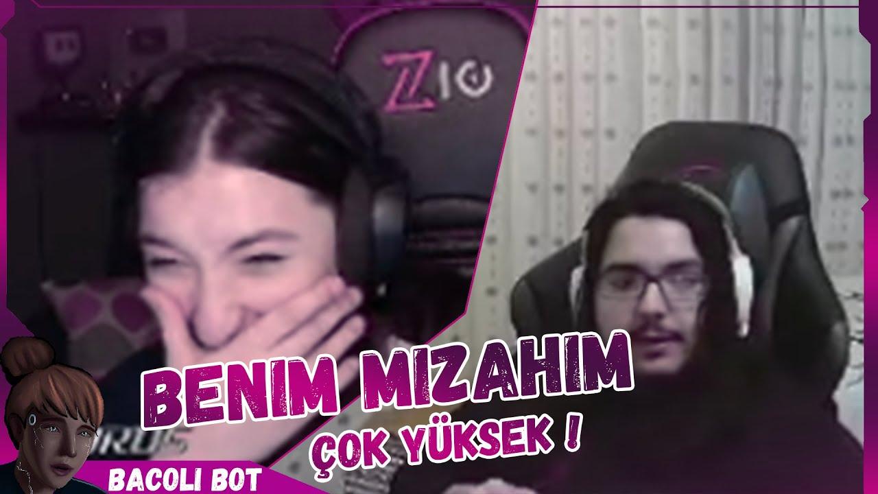 Pqueen - Twitch Komik Anları İzliyor ! (Rutin 7,8 MagaTwitch)