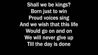 Asia - Kings Of The Day (Lyrics)