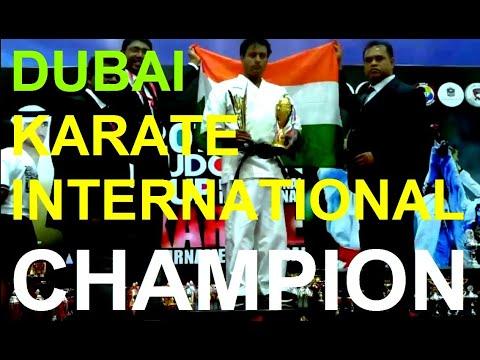 World Champion Sensei Swarup Banerjee - International Gold Winner