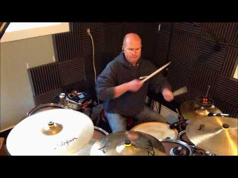 Symphony Of Destruction By Megadeath Drum Cover By Mark Humphrey