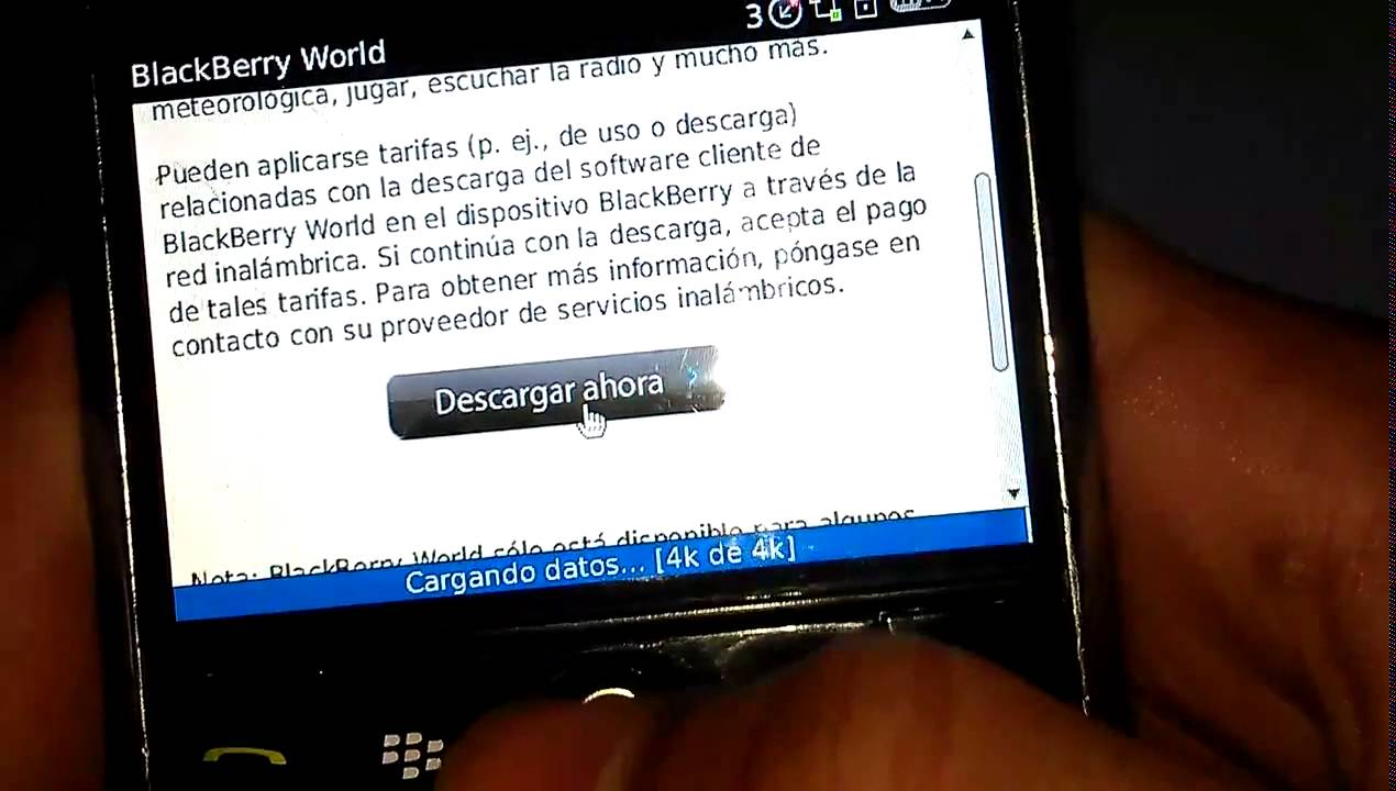 Whatsapp Facebook Baixar: Como Baixar O Whatsapp No Blackberry Sem Usar O Appworld