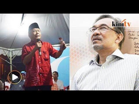 'Kita terhutang budi dengan Anwar!', tegas Rais Yatim