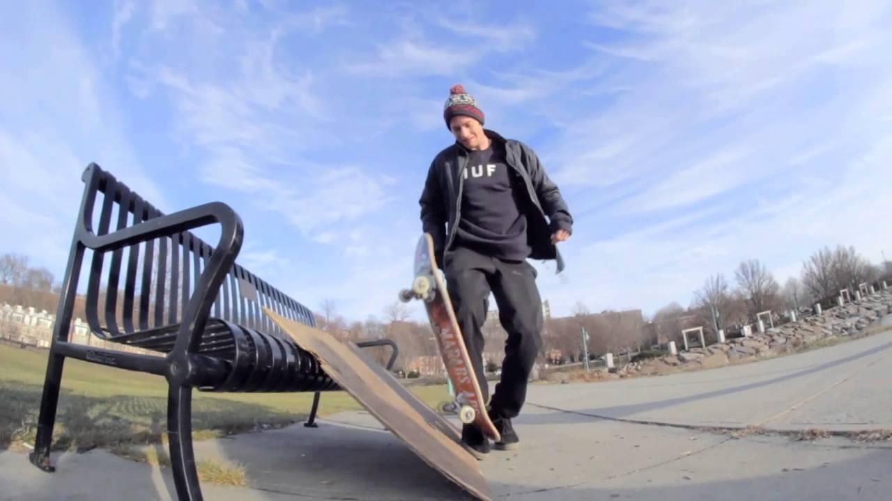 Les skaters les plus inventifs de l'année