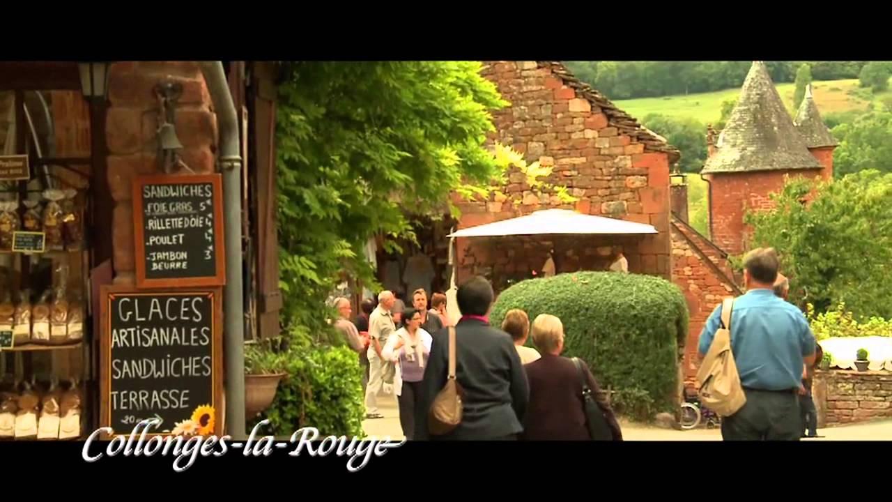 Brive la Gaillarde - Vallée de la Dordogne en Corrèze