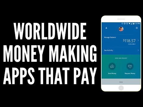 Best Free Money Making Apps To Make Money Online Fast in 2019! (Worldwide Money Apps Included)