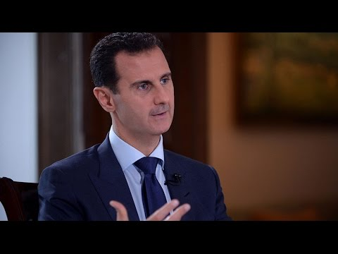 Important interview with Syrian President - Dec 2016
