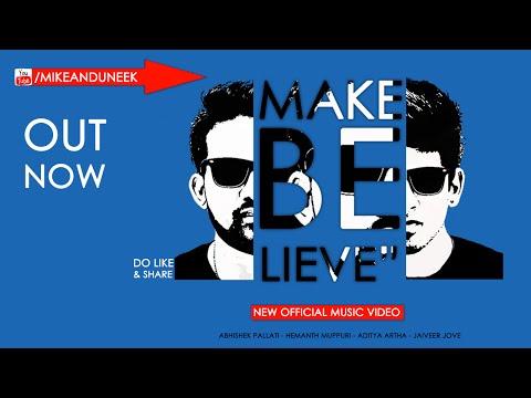 MC Uneek & MC Mike - Make Believe Official Music Video HD