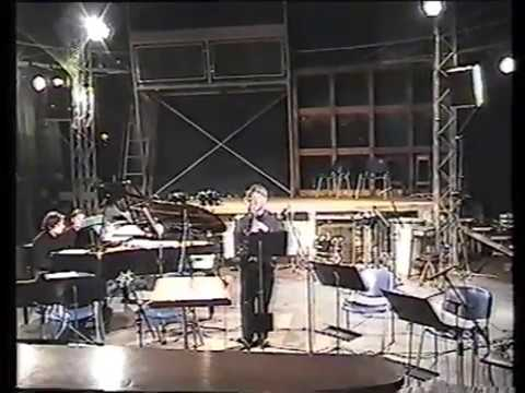Louis Andriessen - 'Double' for clarinet and piano. O. Boyko, R. Repka