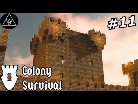 Neuer Herrensitz! Über 300 freie Mitarbeiter! ►Colony Survival #11
