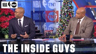 The Inside Guys on David Stern | NBA on TNT