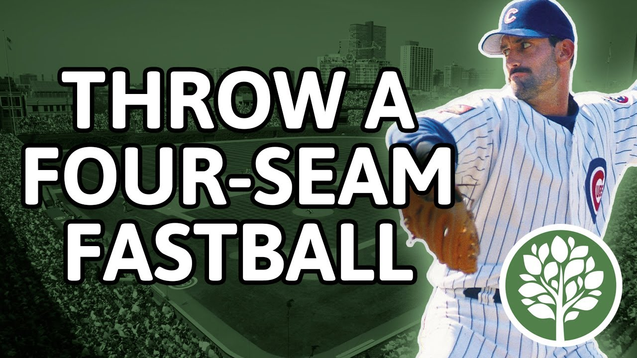 Encourage-Educate-Entertain: Throw a Four-Seam Fastball!