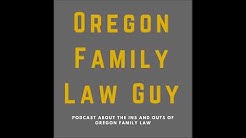 Ep 7   Oregon Child Support When Child Over 18 Years Old