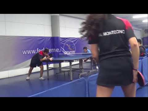 Selectivo Pan Juv 2018: Andrés Martinez vs Jeremias Paredes (Ultimo Set) - Semifinal - Día 1