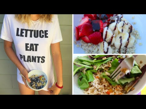 WHAT I ATE TODAY - VEGAN