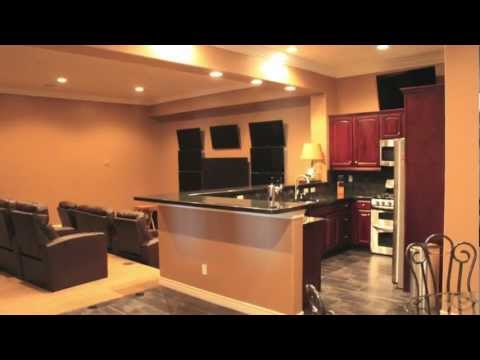 Home Theater Room - Addition - General Contractor of Phoenix AZ
