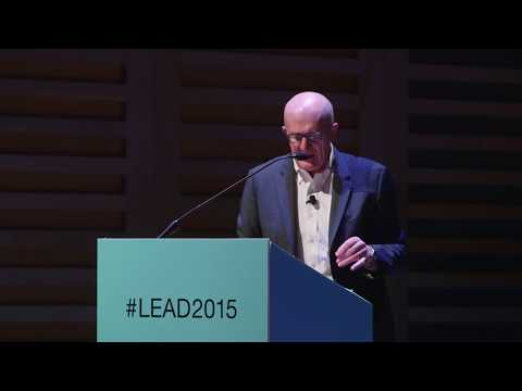 LEAD 2015: Are you sitting comfortably?
