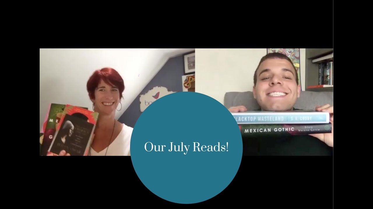 Our July Reads!
