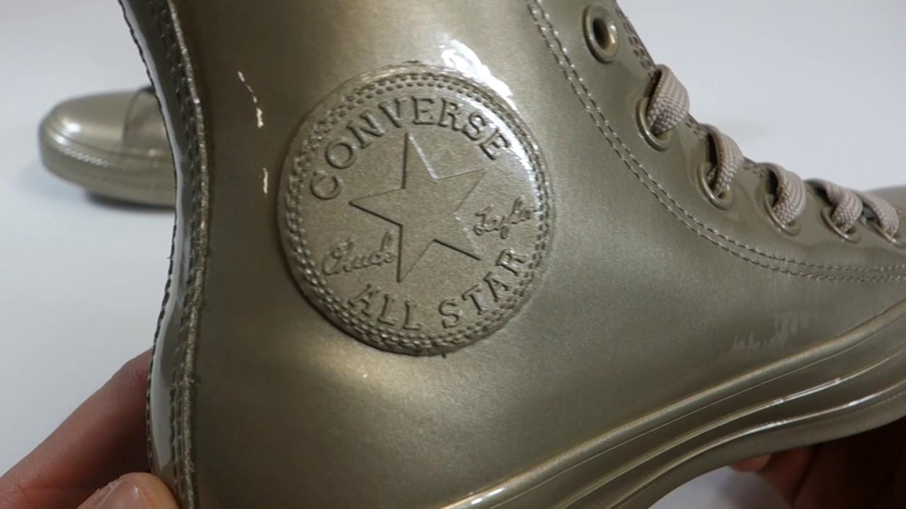 7e15419b3e04 Dámské luxusní tenisky značky Converse - YouTube