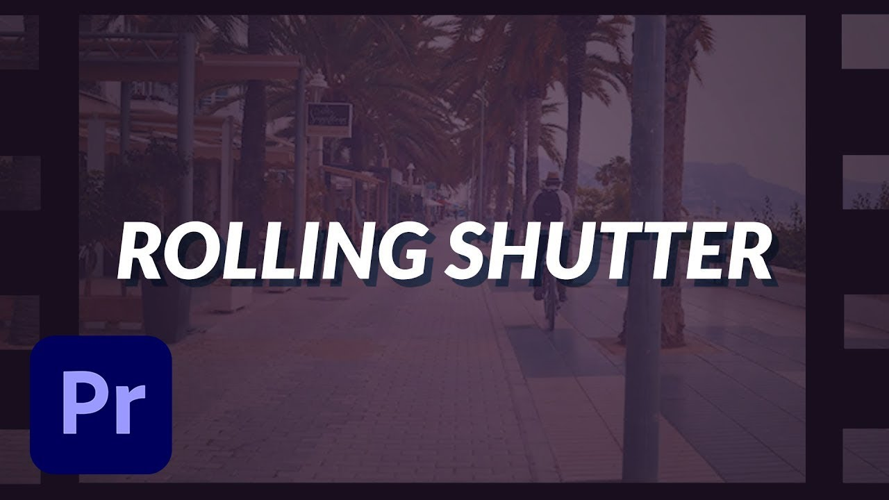 How To Create a Rolling Film Transition Animation in Adobe Premiere Pro  Tutorial