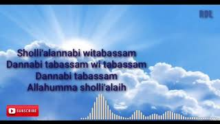 Tabassam    belajar nyanyi arab sambil menghabal  lirik mp3 (RDL)