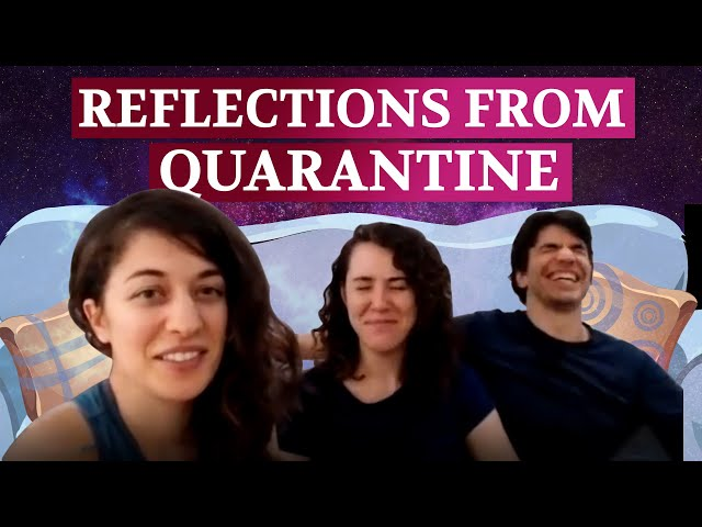 Reflections from Quarantine: Day 12 and counting