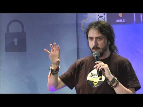RSSIL 2012 - OSINT: Utiliser les méthodes des hackers pour se protéger sur le web