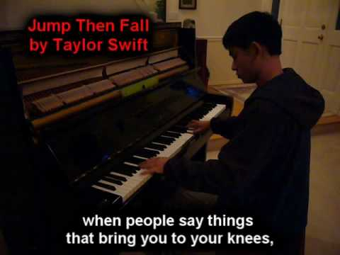 Taylor Swift - Jump Then Fall (Piano)