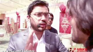 Inam Ghar Parody | Dr. Aamir Liaquat Parody | The Idiotz