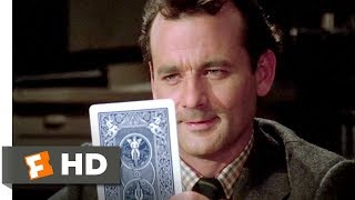 Ghostbusters (1/8) Movie CLIP - Venkman's ESP Test (1984) HD - Movieclips